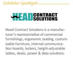 Exhibitor Spotight: Head Contract