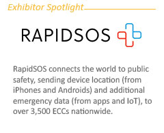 Exhibitor Spotight: RapidSOS