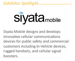 Exhibitor Spotlight: Siyata – June